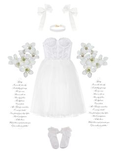 """""""Alice Alice"""" by pastel-bear on Polyvore featuring Ballet Beautiful and Vanessa Mooney"""