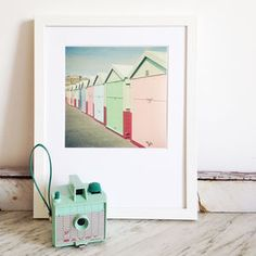 By The Sea Photographic Print - spring home updates
