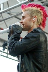 30 seconds to mars-I read somewhere that only Jared Leto could pull this off, I believe the person was correct!