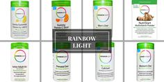 Up to 50% OFF on RAINBOW LIGHT from #iHerb $5 + 5% OFF for first-time customers with code WELCOME5 and TWG505 #RT