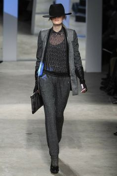 Look 21 | Fall 2014 Ready-to-Wear Kenneth Cole Collection #KCRUNWAY #NYFW