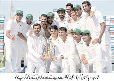 Pakistani team group photo