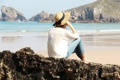 Oysho hat #beachtime