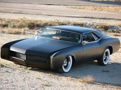 1966 Buick Riviera GS (totally my style and brand.  I dig my Buicks)