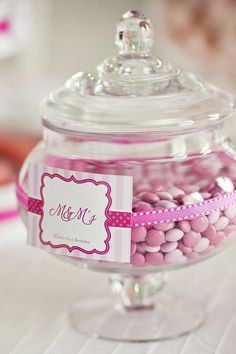Pretty in Pink Party Planning Ideas Supplies Cake Decorations Girl