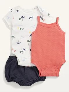 Cute Baby Girl Outfits, Diaper Bag Backpack, Shop Old Navy, Simple Dresses, Rib Knit, Denim Shorts, Bodysuits, Spaghetti Straps, Envelope