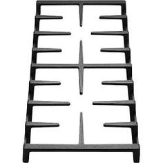 How to Clean Cast-Iron Stove Grates: Step by Step with Pictures | Apartment Therapy Gas Stove Top, Stove Oven, Clean Stove Grates, Cast Iron, It Cast, Gas Oven, Oven Range, Appliance Parts, Sacks