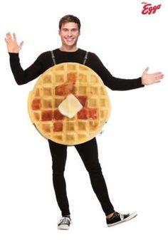Stranger Things Waffle Costume Ideas - Best Costumes   #StrangerThings #StrangerThingsCostume #HalloweenCostumes #ElevenCostumes #Eleven #Demogorgon #StarCourtMall #Wafflecostumes #AdultCostumes