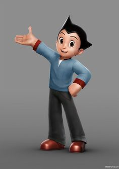 Artwork1 de Astro Boy