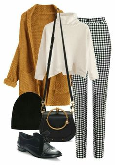Get fashionable ideas for winter outfits. These Stylish Winter Outfits Ideas can be used for clothes you already own. Casual Winter Outfits, Trendy Outfits, Fall Outfits, Women's Casual, Dress Casual, White Outfits, Winter Outfits For Work, Winter Work Clothes, Polyvore Winter Outfits