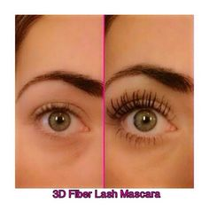Younique 3D Mascara is made with natural ingredients, hypoallergenic, cruelty free, works with the smallest and thinnest lashes making them 300% longer & fuller! www.bigamazinglashes.com