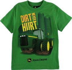 "John Deere ""Dirt Never Hurt"" Green Boys Short « Clothing Impulse Jay Lee, John Deere Party, Ty Babies, Baby Planning, John Deere Tractors, Niece And Nephew, Camden, Boy Shorts, Short Outfits"