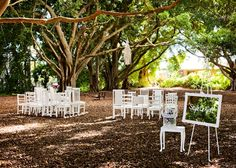 Secret Garden Ceremony | The Bride's Tree - Sunshine Coast Wedding