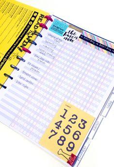 turning the Teacher Planner into a Summer Planner by mambi Design Team member Casie Gutierrez   me & my BIG ideas