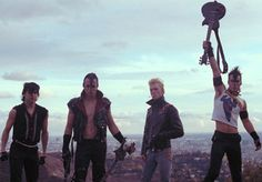 The Misfits 'Walk Among Us' posing in front of the Hollywood skyline in (from Left to Right: Glenn Danzig, Jerry Only, Arthur Googy & Doyle). Joey Ramone, Ramones, Music Love, Music Is Life, Rock Music, Glenn Danzig, Punk Rock, Love Band, Great Bands
