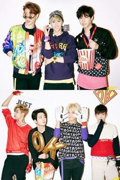 #GOT7>>JUST RIGHT <<