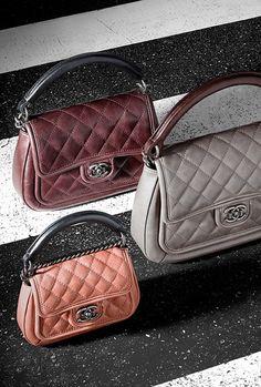 Chanel CALFSKIN FLAP BAG FLAP BAG