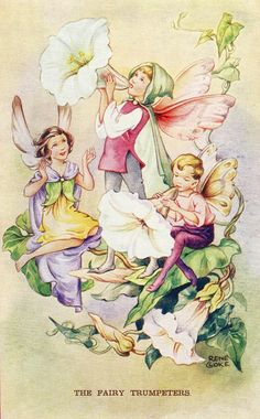 The Fairy Trumpeters (Rene Cloke)