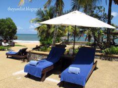 Tanjong Jara Resort, Terangganu, Malaysia - The Yum List Malaysia Resorts, Outdoor Bathtub, Outdoor Cinema, Seaside Resort, Borneo, Beach Resorts, Outdoor Furniture, Outdoor Decor, Sun Lounger