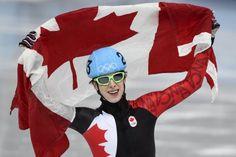 Charle Cournoyer décroche une médaille de bronze   patinage de vitesse courte piste 500m.