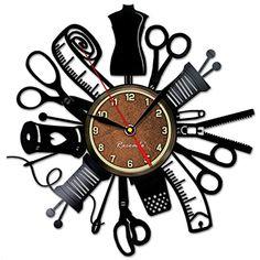 Handmade Solutions Sewing Instrument Wall Vinyl Art Clock... https://www.amazon.com/dp/B06Y2HLL83/ref=cm_sw_r_pi_dp_x_uup.ybDA7KDYJ