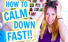 The fastest way to calm down #lifestyle
