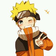 Kyaaaaaaaa que kawaiii😍😍😍😍😍😍naru-chan eres el uke mas hermosoooo Naruto Shippuden Sasuke, Naruto Shuppuden, Naruto Cute, Anime Chibi, Kawaii Anime, Naruto Drawings, Otaku Anime, Anime Guys, Naruto Pictures