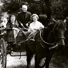 Happy St. Patrick's Day! #HagleyMuseumandLibrary houses countless historic photographs, like this one of the McShain family at the Gap of Dunloe, Ireland!