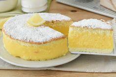 La Torta Delizia al limone e' un dolce da pasticceria facile e semplice con tanta crema al limone golosa e che non cola grazie ad un ingrediente