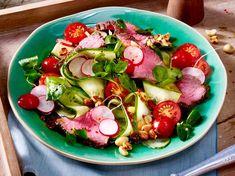 Low Carb-Salate - tolle Rezepte mit köstlichen Dressings | LECKER
