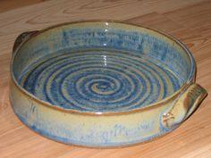 Casserole Dish, Lake Weir Pottery, Florida.