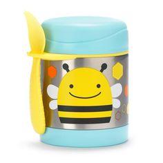 SKIP HOP Zoo Insulated Food Jar - HALOMAMA.com