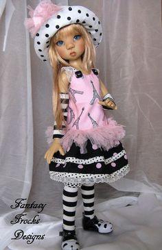 Amazing doll by Kaye Wiggs