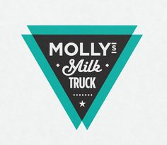 Molly's Milk Truck Designed by Imagemme Packaging Design