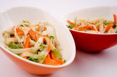 Karotten-Kohlrabi-Salat