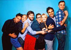 Big Bang cast.