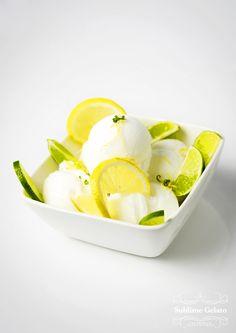 Sublime Gelato | Lemon Sorbet