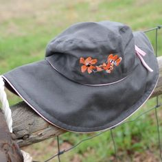 Cherry Blossom Sun Hat