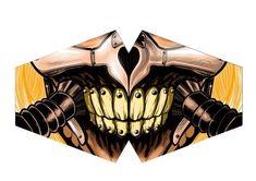 PACOTE DE ESTAMPAS MÁSCARAS DE PROTEÇÃO – CORONAVÍRUS (COVID-19)   ARTES PARA CANECAS Cartoon Faces Expressions, Star Wars Silhouette, Ford Mustang Bullitt, Head Bandana, Body Template, Mouth Mask Fashion, Cool Masks, Awesome Masks, Funny Face Mask