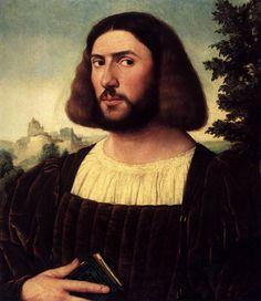 Portrait of a Man c. 1520 Oil on panel, 47 x 41 cm Liechtenstein Museum, Vienna.