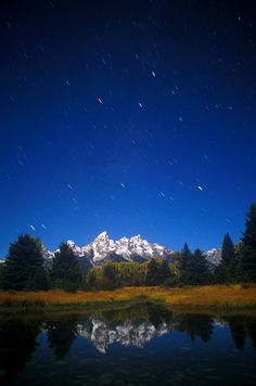 Grand Teton National Park; photo by .Fred Stillings