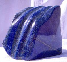 Wow V V S Lapis Lazuli 1110 Gram Beautiful  Deep Blue Tumble @ Afghanistan
