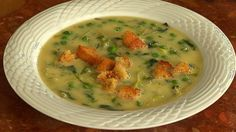 New vegetable soup recipe