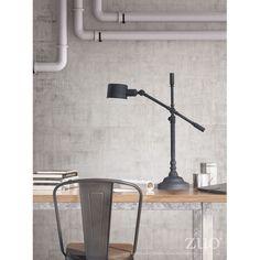 TURN TABLE LAMP