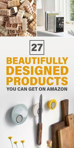 Wait wait wait wait wait - you got that where?!? Cool design products on Amazon!