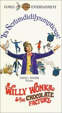 Willy Wonka & The Chocolate Factory  I sooo love Gene Wilder!