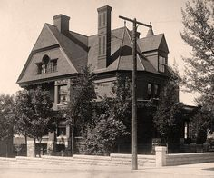 governors mansion/helena montana