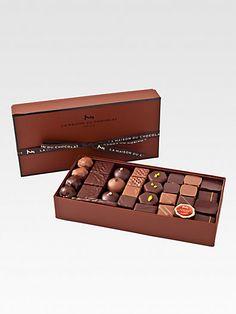 La Maison du Chocolat - Coffret Maison/72 Pieces - Saks.com
