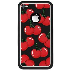 Cherry - 5 iPhone Case except I have a Samsung Iphone Phone Cases, Iphone 5s, Phone Covers, Cherry Baby, Cherry Cherry, Cherries Jubilee, Ornaments Design, Star Ornament, Cellphone Wallpaper