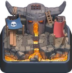 "My current arena in ""Clash Royale"", the PEKKA's Playhouse!"